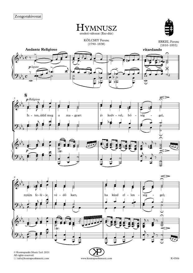 esz-zongora